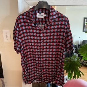 TOPMAN resort shirt